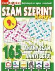 CSOSCH KIADÓ - ZsebRejtvény SZÁM SZERINT Könyv 9. ###<!--span style='font-size:10px;'>(G)</span-->