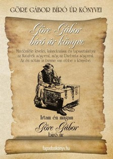 GÁRDONYI GÉZA - Göre Gábor Bíró úr könyvei: 5. Göre Gábor könyve [eKönyv: epub, mobi]