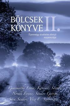 - Bölcsek könyve II.