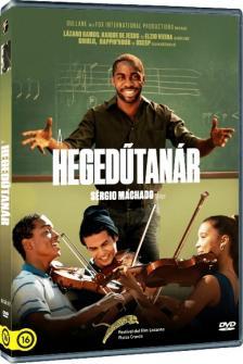 SÉRGIO MACHADO - HEGEDŰTANÁR DVD