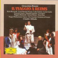 ROSSINI - IL VIAGGIO A REIMS 2CD ABBADO