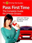 GREGORY, JANE - Pass First Time - The Complete Guide for Learner Drivers [antikvár]