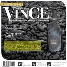 Pezsgőkalauz 2017 - Vince Magazin különszám
