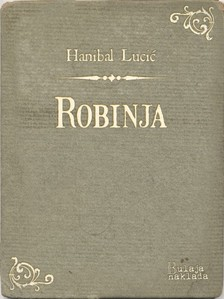 Luciæ Hanibal - Robinja [eKönyv: epub, mobi]