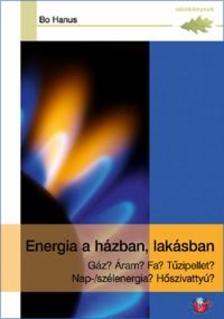 HANUS, BO - Energia a házban, lakásban