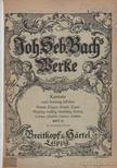 Bach, Johann Sebastian - Kantate zum Sonntag Jubilate [antikvár]