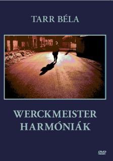 TARR BÉLA - WERCKMEISTER HARMÓNIÁK  DVD