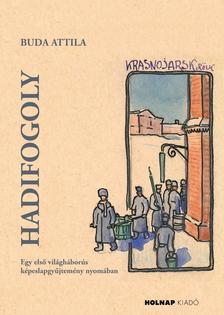 Buda Attila - Hadifogoly