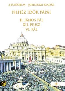 - Nehéz idők pápái díszdoboz