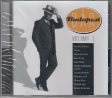 BUDAPEST BÁR VOLUME 1. CD