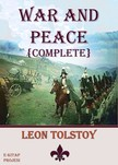 Leon Tolstoy, Murat Ukray, Louise Maude, Aylmer Maude - War & Peace [eKönyv: epub,  mobi]