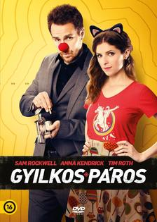 Paco Cabezas - GYILKOS PÁROS DVD