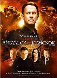 RON HOWARD - ANGYALOK ÉS DÉMONOK DVD 1 LEMEZES+MAGYAR EXTRÁK