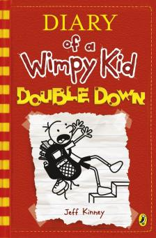 Jeff Kinney - DIARY OF A WIMPY KID DOUBLE DOWN