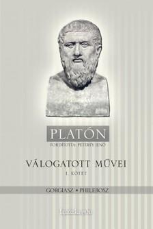 Platón - Platón válogatott művei I. kötet [eKönyv: epub, mobi]