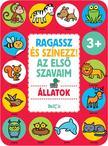 .- - Ragassz és színezz! Az első szavaim - Állatok<!--span style='font-size:10px;'>(G)</span-->