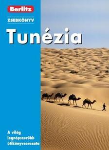 . - TUNÉZIA - BERLITZ ZSEBKÖNYV