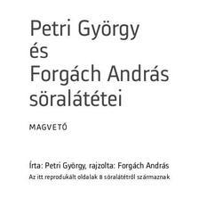 PETRI GYÖRGY-FORGÁCH ANDRÁS - Petri György és Forgách András söralátétei