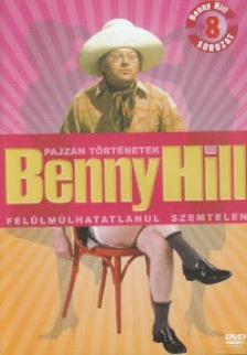 MIRAX BLUEBLACK 1908 KER. ÉS SZOLG. KFT. 2 - BENNY HILL 8. - DVD -