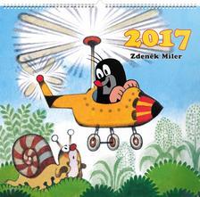 SmartCalendart Kft. - PG Kisvakond, calendar 2017, 48x46 cm