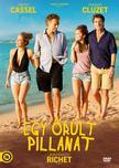 Jean-François Richet - EGY ŐRÜLT PILLANAT DVD [DVD]