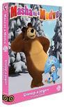 - Mása és a Medve 7.-es DVD (6) - Ünnep a jégen + 5 mókás kaland
