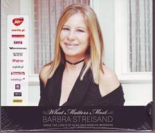 WHAT MATTERS MOST CD BARBRA STREISAND