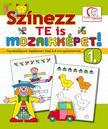 Creabooks - Színezz Te is mozaikképet!<!--span style='font-size:10px;'>(G)</span-->