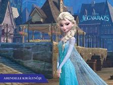.- - Disney - Jégvarázs ? Arendelle királynője (térbeli mesekönyv)