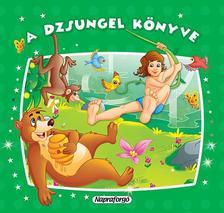 - Mini pop-up - A dzsungel könyve