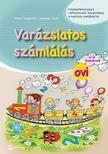 Dohar Magdolna, Kerekes Judit - Varázslatos számlálás ovi 4-6 éveseknek (matricás melléklettel)<!--span style='font-size:10px;'>(G)</span-->