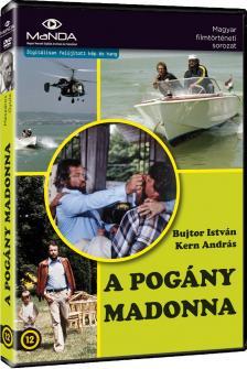 Mészáros Gyula - A POGÁNY MADONNA - DVD -