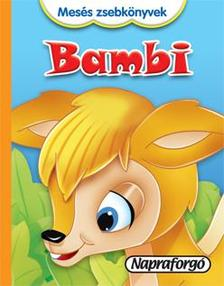- Mesés zsebkönyvek - Bambi