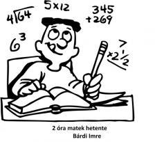 Imre Bárdi - 2 óra matek minden héten [eKönyv: pdf, epub, mobi]