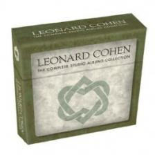 - COMPLETE STUDIO ALBUMS COLLECTION 11CD LEONARD COHEN