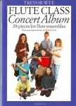 CONCERT ALBUM, 28 PIECES FOR FLUTE ENSEMBLES (TREVOR WYE) PIANO ACCOMPANIMENTS BY ROBERT SCOTT