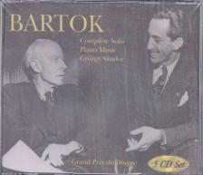 Bartók Béla - COMPLETE PIANO WORKS 5CD