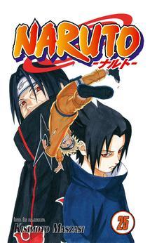 Kisimoto Maszasi - Naruto 25. - Itacsi és Szaszuke