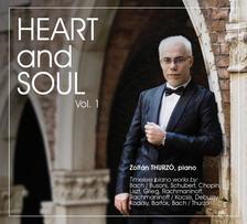 Többen - HEART and SOUL Vol.1 - CD