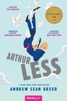 Andrew Sean Greer - Arthur Less - Pulitzer-díj 2018