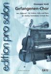 """Giuseppe Verdi - GEFANGENEN-CHOR AUS """"NABUCCO"""" FÜR VIOLINE,  CELLO UND PIANO"""