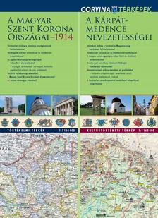 - A Magyar Szent Korona országai - 1914 / A Kárpát-medence nevezetességei