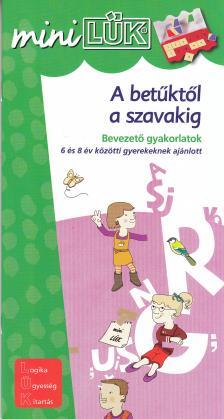 - LDI-235 A BETŰTŐL A SZAVAKIG (BAMBINO)