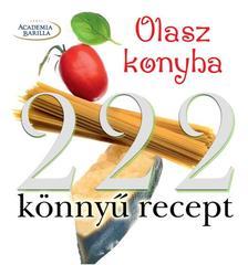 222 KÖNNYŰ  RECEPT - OLASZ KONYHA