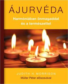 MORRISON, JUDITH H. - AJURVÉDA