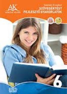 SZÉPLAKI ERZSÉBET - Szövegértést fejlesztő gyakorlatok 6. oszt./AP-060511