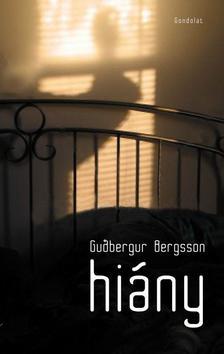 Bergsson, Gudbergur - Hiány