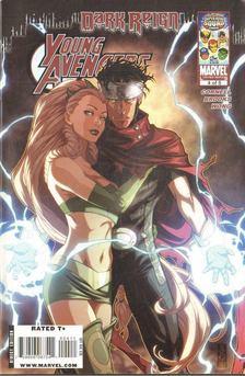 Cornell, Paul, Brooks, Mark - Dark Reign: Young Avengers No. 4 [antikvár]