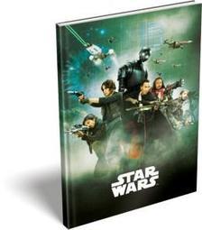 12392 - Notesz keményfedeles A/5 Star Wars Rogue One Team 17500003