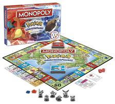 Winning Moves UK Ltd. - Monopoly Pokémon